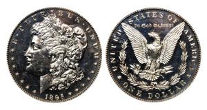 Top 10 rare Morgan dollars!